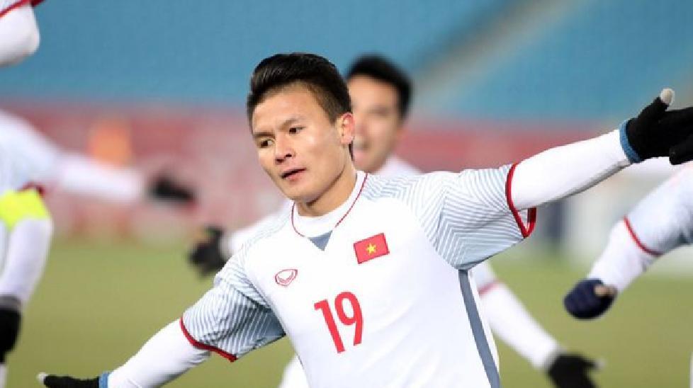 Quang Hải lọt vào danh sách 10 Gương mặt trẻ Việt Nam tiêu biểu 2018