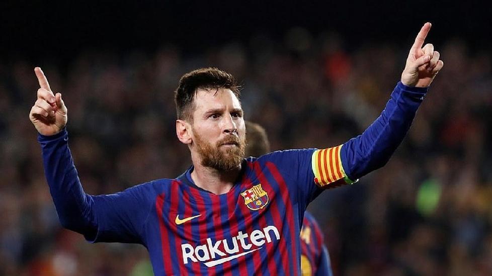 Messi tỏa sáng rực rỡ, Barcelona vùi dập Liverpool tại Nou Camp