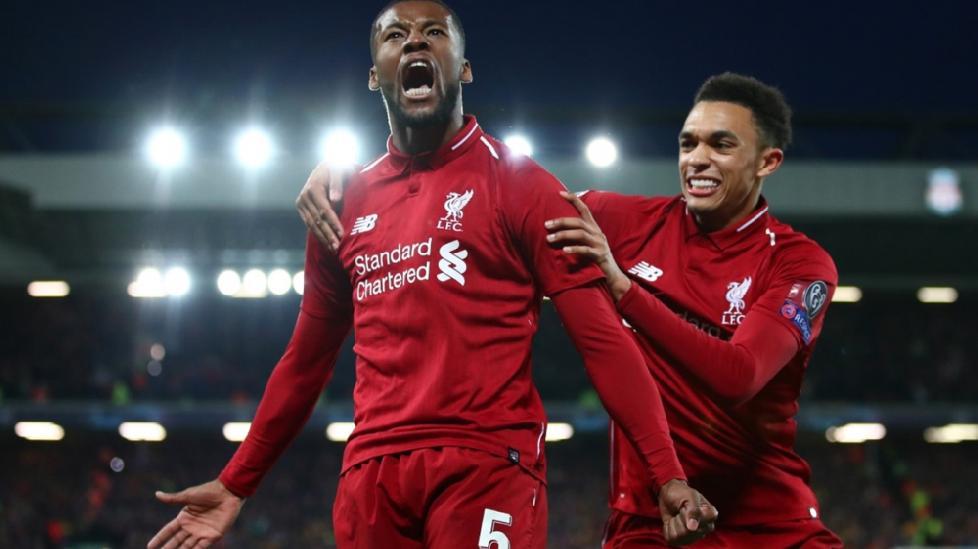 Đè bẹp Barcelona 4-0, Liverpool lọt vào chung kết Champions League
