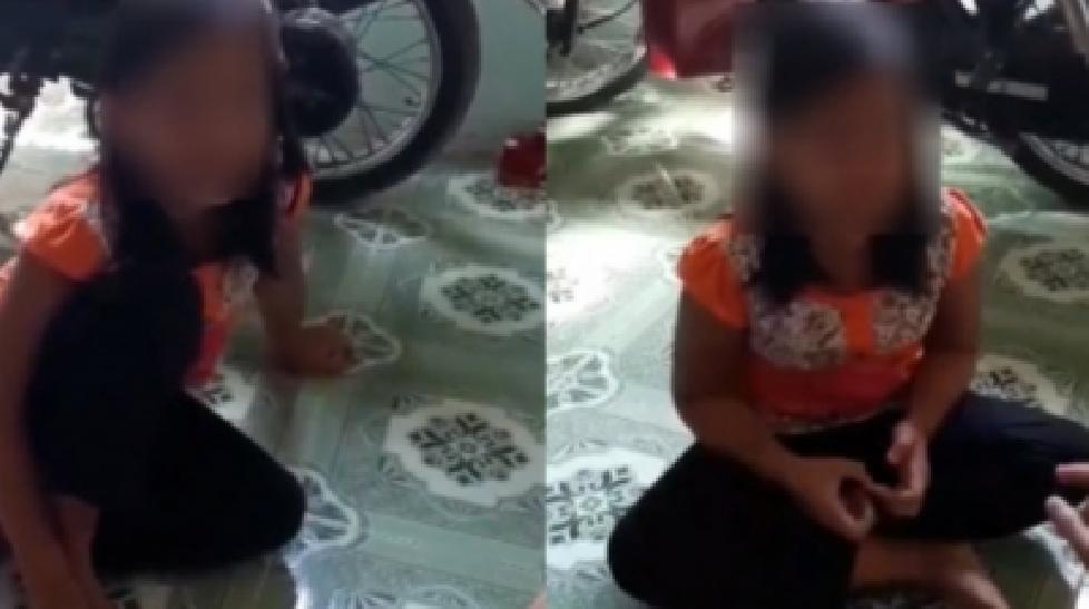 Long An: Bé gái 10 tuổi tố bị cha ruột xâm hại tình dục nhiều lần