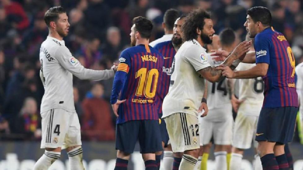 Siêu kinh điển Barca - Real đứng trước nguy cơ tạm hoãn