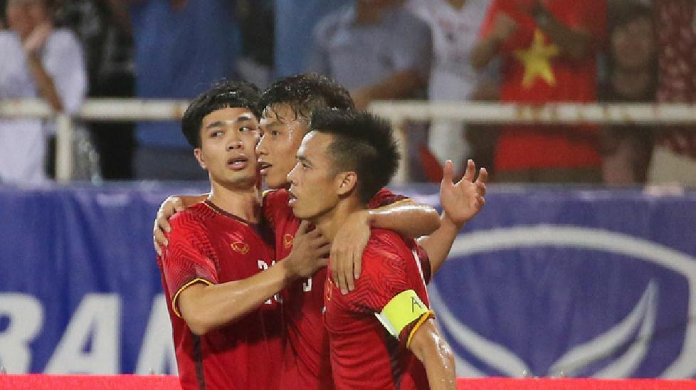 Văn Quyết là đội trưởng Olympic Việt Nam tại Asiad 2018