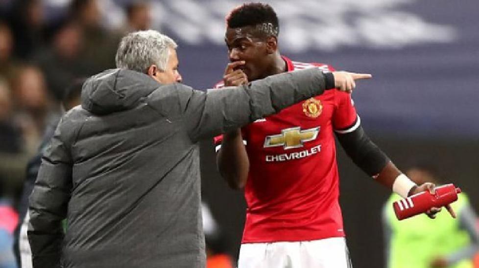 Pogba thừa nhận có áp lực khi làm việc với Mourinho