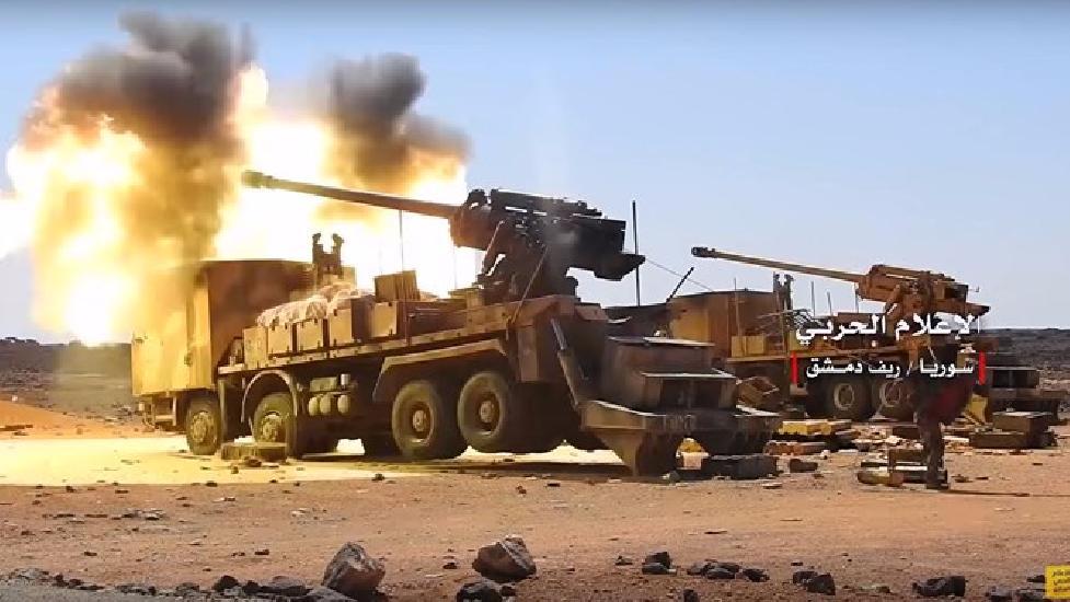 IS rơi vào tử địa không lối thoát, bị tiêu diệt dần trong vòng vây ở Sweida