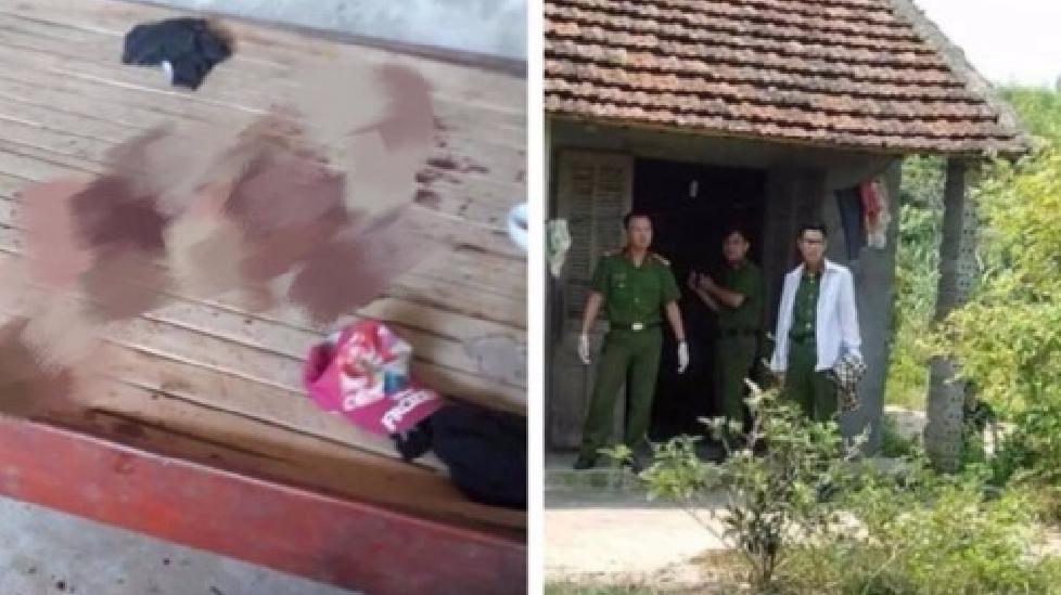 Bé gái 10 tuổi ở Phú Thọ tử vong bất thường nghi bị cắt cổ