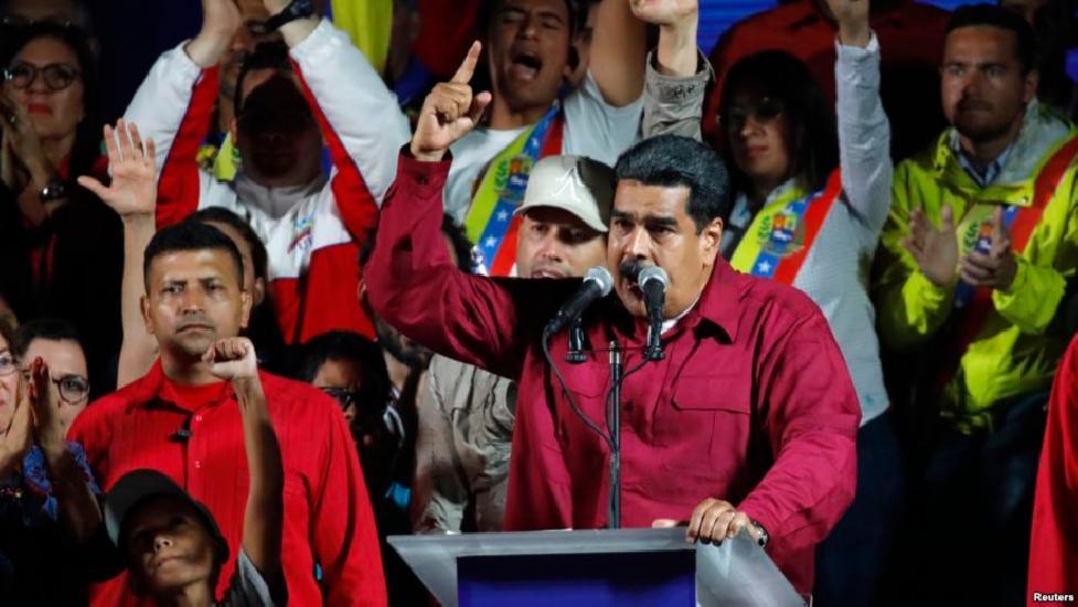 Venezuela trục xuất hai nhà ngoại giao Mỹ