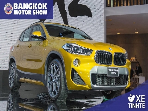 Xem trước BMW X2 tại Thái Lan