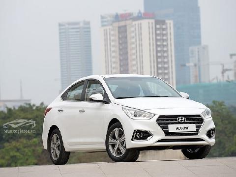 Đánh giá Hyundai Accent 2018: tập trung vào trang bị tiện nghi và sự thoải mái