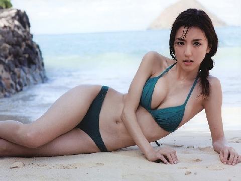 Tan chảy trước vẻ đẹp của nàng WAG nổi tiếng Nhật Bản