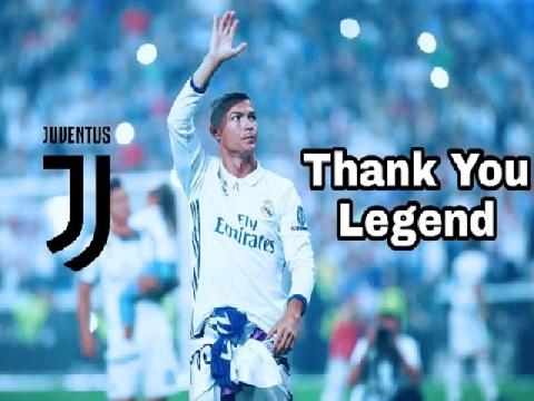 Real Madrid: Cảm ơn, Cristiano Ronaldo