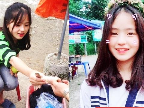 Thiếu nữ H'Mông bán ổi trở thành tiêu điểm tìm kiếm trên mạng xã hội tuần qua