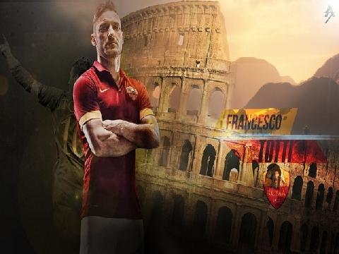 Francesco Totti: Hoàng tử không tuổi của thành Rome