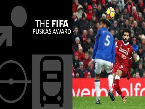 Những bàn thắng đoạt giải Puskas từ năm 2009 - Nhưng tại sao Salah?