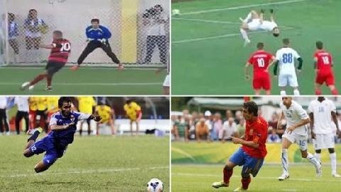 Những pha sút pen lạ lùng trong bóng đá