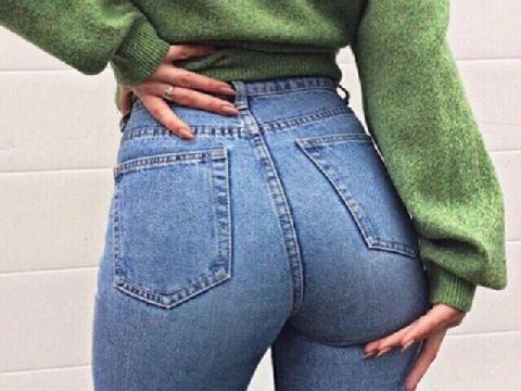 Bí quyết may quần jean không cần chỉ