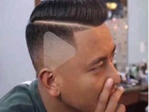 Đi cắt tóc là phải chất lừ như này mới được