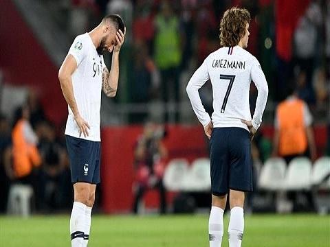 Thổ Nhĩ Kỳ 2-0 Pháp (Vòng loại Euro 2020)
