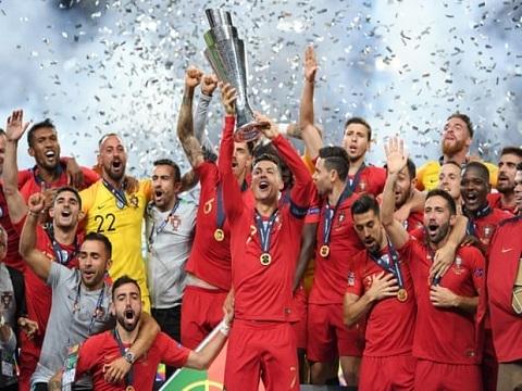 Bồ Đào Nha 1-0 Hà Lan (Chung kết UEFA Nations League)
