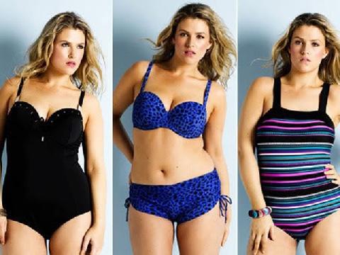 5 mẹo giúp nàng béo tự tin tạo dáng cùng bikini trong mùa hè
