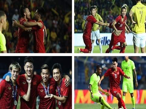 4 thành quả ĐT Việt Nam gặt hái được từ King's Cup 2019