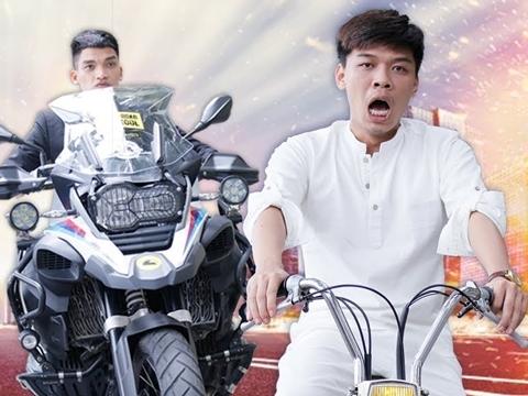 Trung Ruồi ''xanh chín'' với Mạc Văn Khoa trong clip 16+