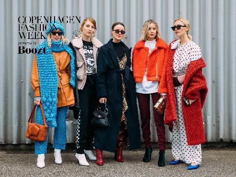 Đã mắt ngắm street style đẹp mắt tại Tuần lễ thời trang Copenhagen