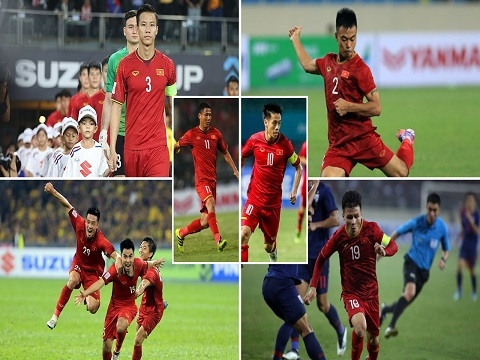 5 lý do để cầu thủ lọt được mắt xanh HLV Park Hang-seo