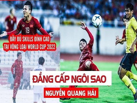 Quên Messi đi, xem Quang Hải thể hiện đẳng cấp Châu Á khiến Malaysia 'ngả mũ' này