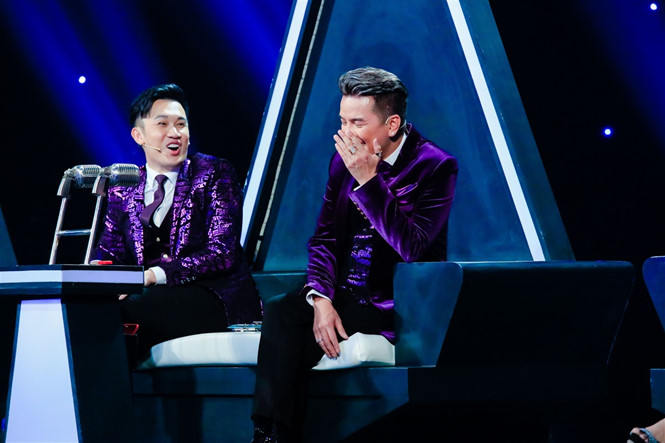 Quang Lê tiết lộ từng 'tán tỉnh' Mr. Đàm khiến Dương Triệu Vũ ngượng ngùng - ảnh 1