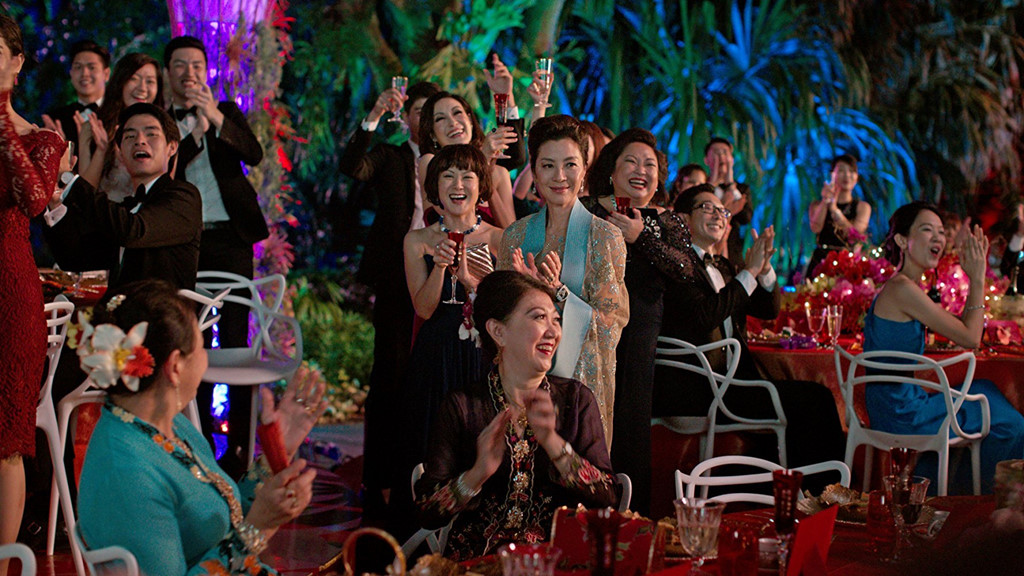 Hoi con nha giau Singapore noi ve su that trong 'Crazy Rich Asians' hinh anh 1