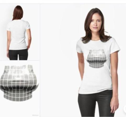 Chiếc áo đã gây sốt sau khi được đăng tải trên mạng vào tuần trước