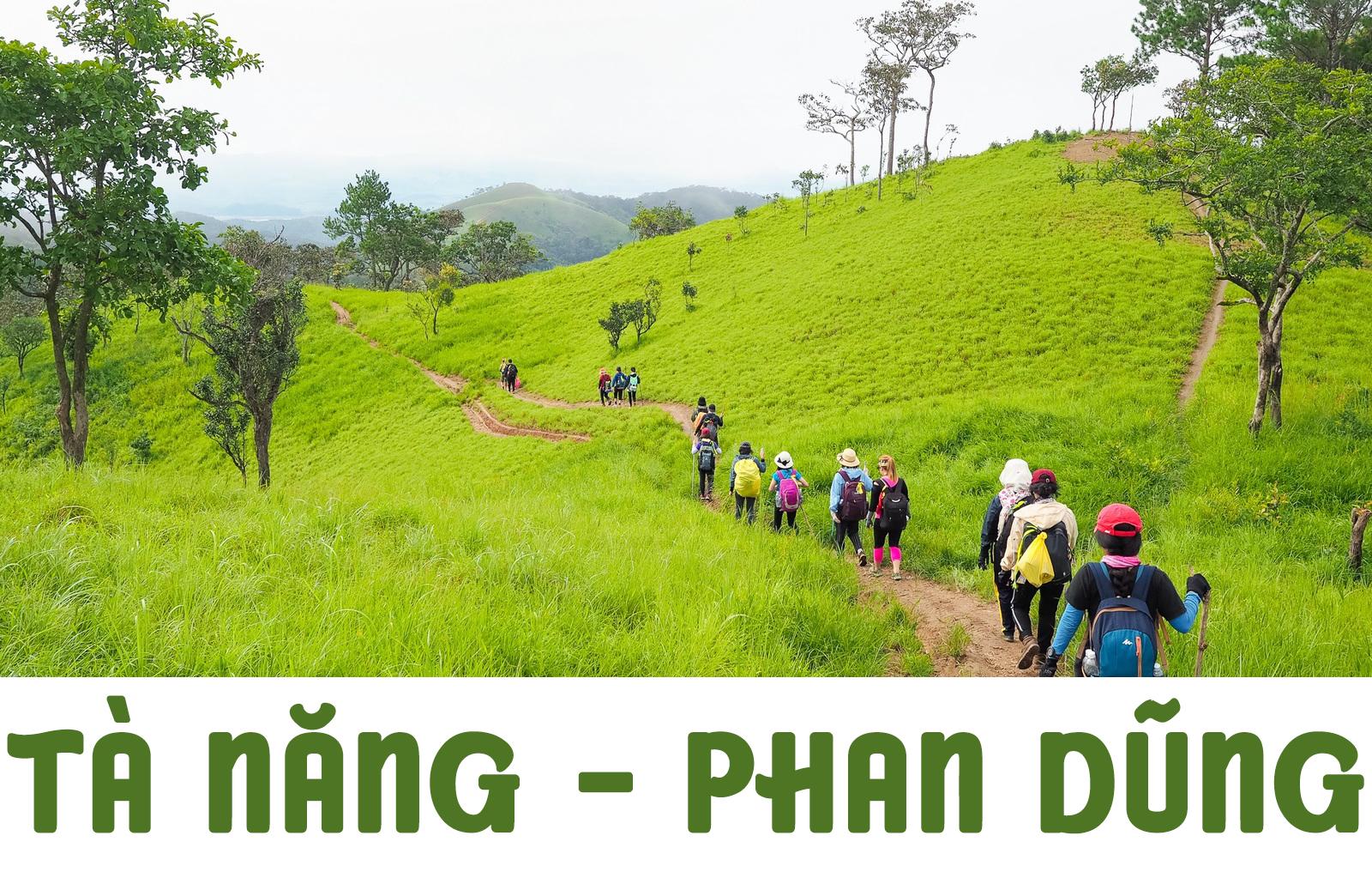 Kết quả hình ảnh cho trekking tà năng