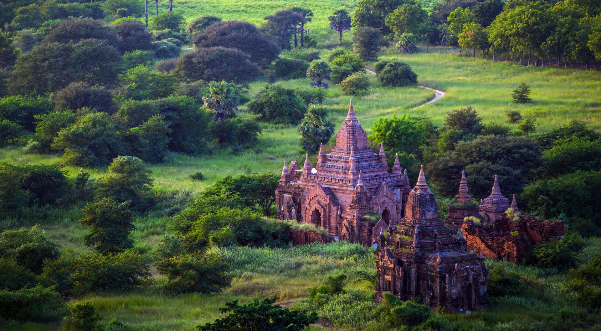 Thang 10 tuoi dep o Myanmar hinh anh 2