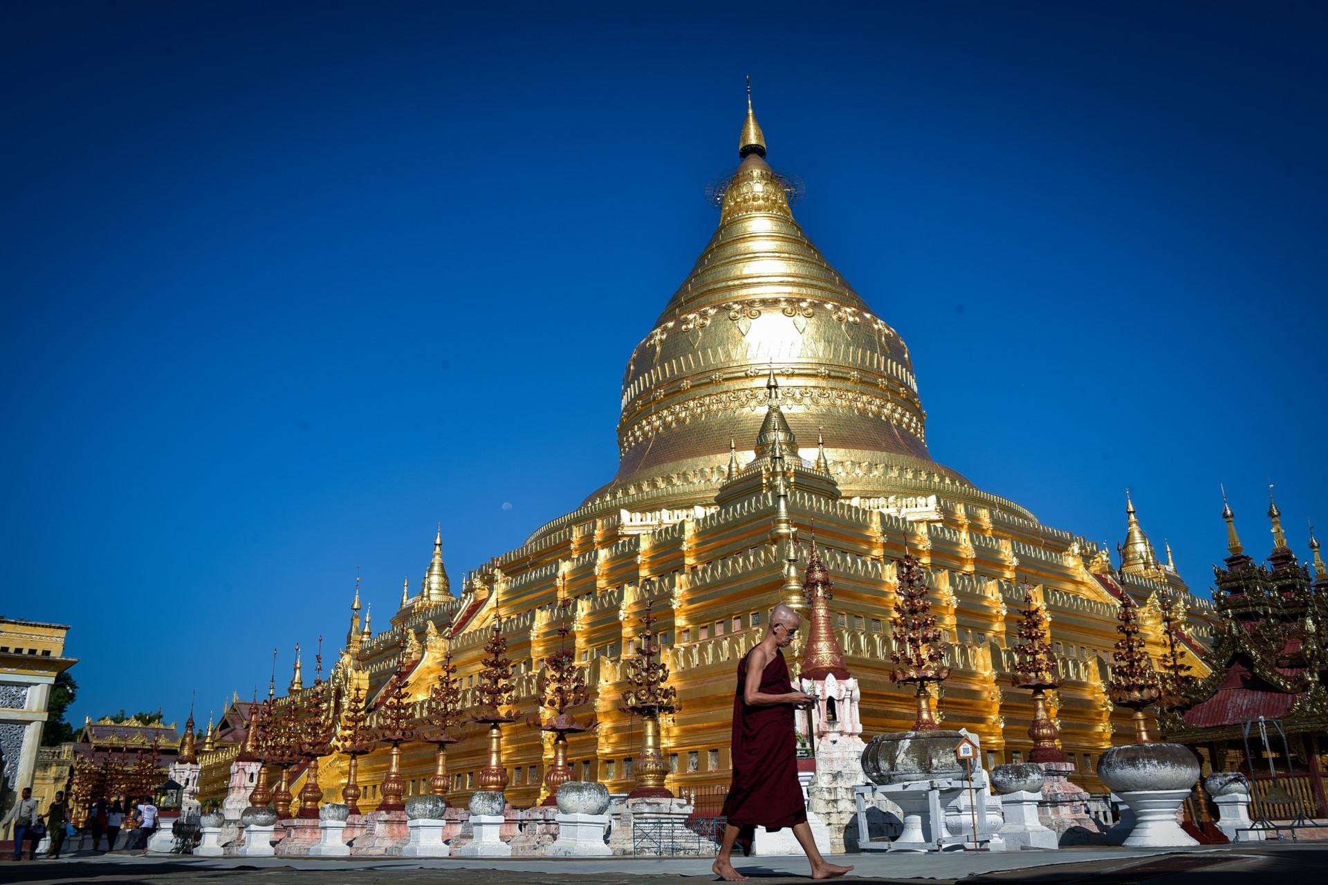 Thang 10 tuoi dep o Myanmar hinh anh 8