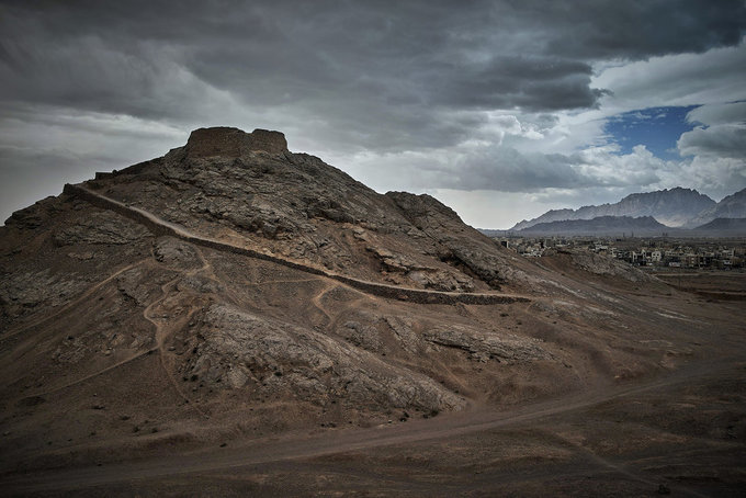 Khung cảnh ấn tượng trên con đường tơ lụa dài 6.500 km