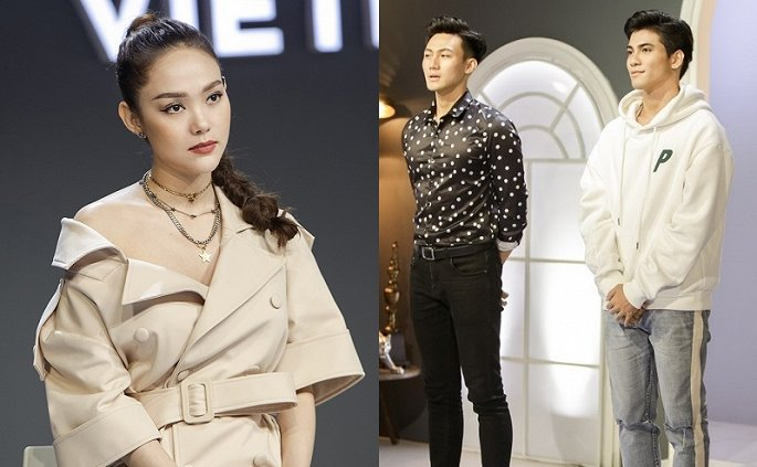 The Face 2018: Gianh duoc quyen loai thi sinh, Minh Hang gay ngac nhien voi quyet dinh chua tung co hinh anh 4