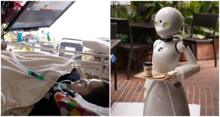Một quán cà phê robot đặc biệt vừa xuất hiện tại Nhật Bản