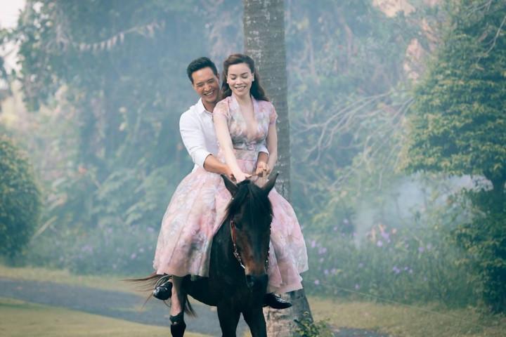 Ha Ho - Kim Ly: Chi la tinh yeu showbiz?