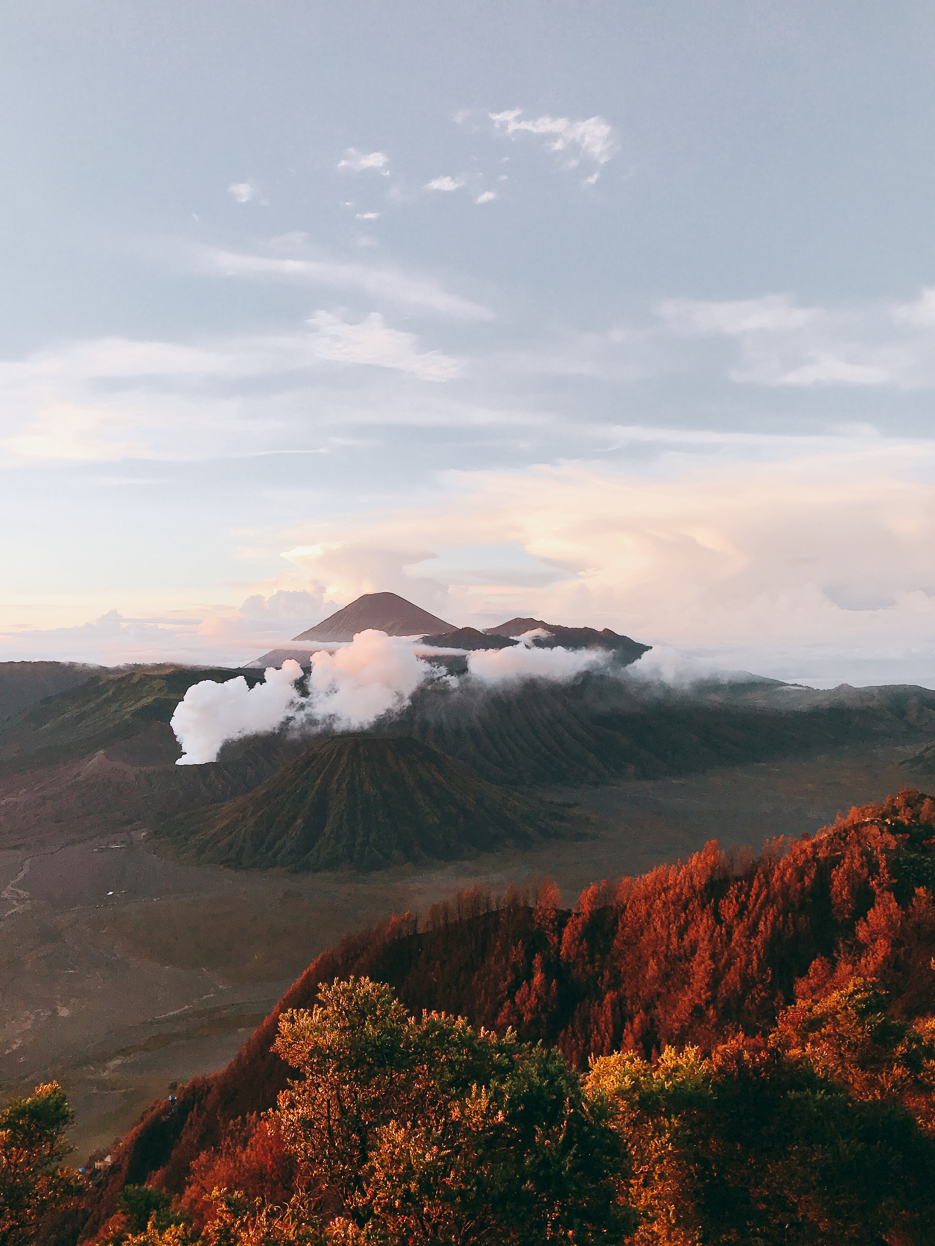 Den Indonesia, cham chan toi mieng nui lua Bromo hinh anh 54