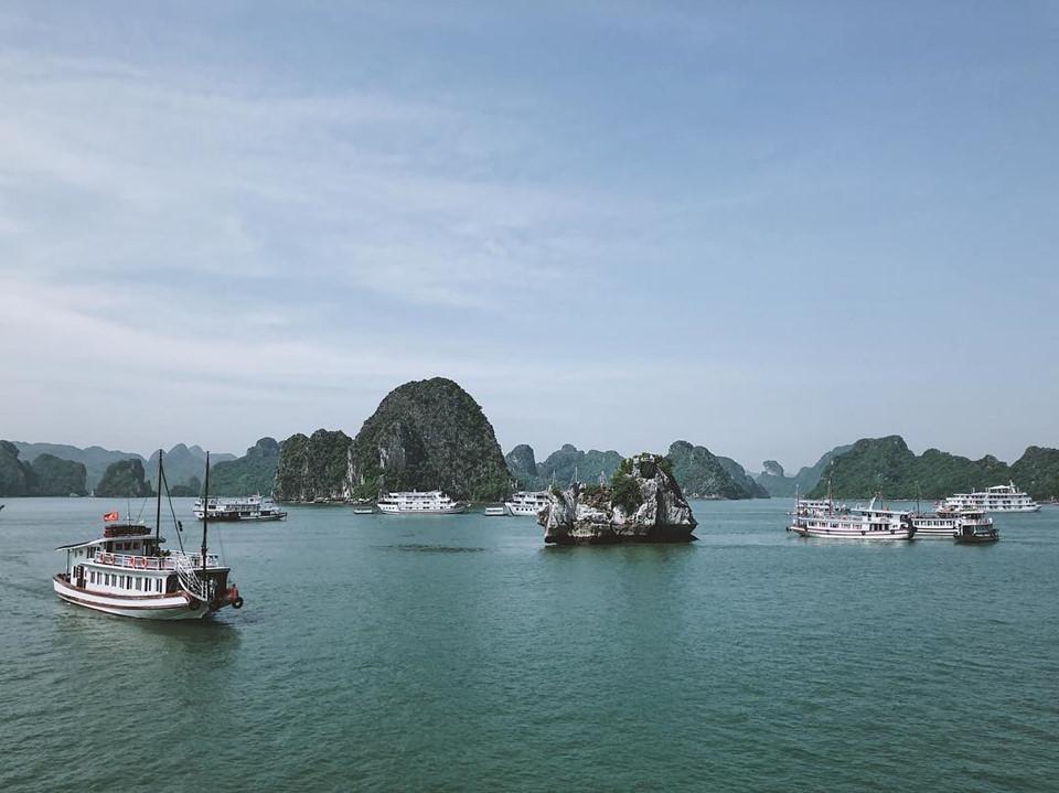 Kham pha Quang Ninh qua nhung buc hinh check-in cua gioi tre hinh anh 1
