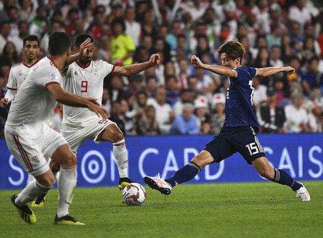 Nhật Bản 3-0 Iran: Chiến thắng hoàn hảo - 1