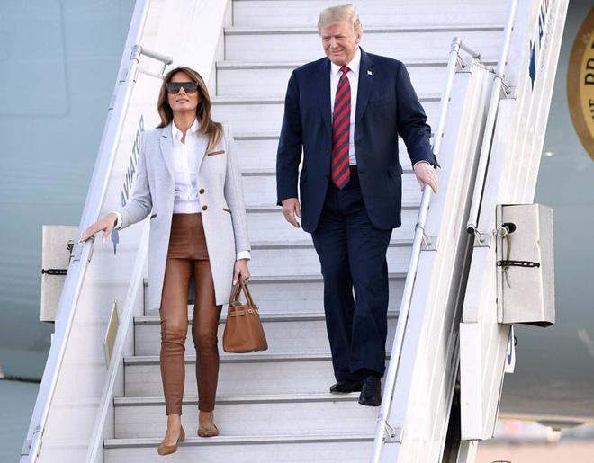 Melania Trump, Bí quyết khỏe mạnh, Tập thể dục thường xuyên