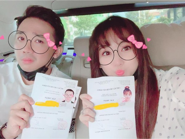 Trấn Thành và Hari Won quyết định sinh con?