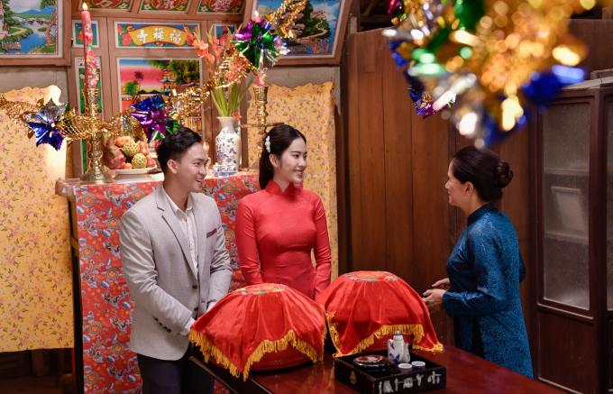 Sau tất cả, Nam Em bí mật tổ chức đám cưới