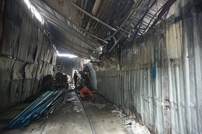 Cháy 4 nhà xưởng tại Hà Nội, 8 người chết và mất tích - ảnh 3