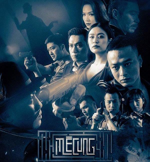 Hoang Thuy Linh tai xuat man anh voi phim canh sat hinh su 'Me cung' hinh anh 1