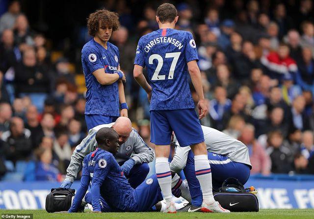 Chelsea 3-0 Watford: The Blues vào top 3 - 3