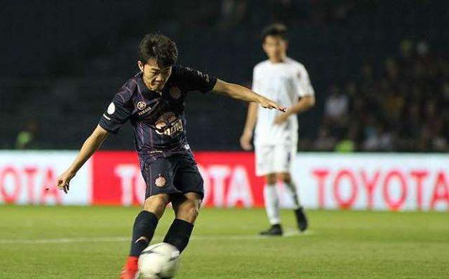 Xuân Trường được vinh danh trong đội hình tiêu biểu vòng 10 Thai League - 1