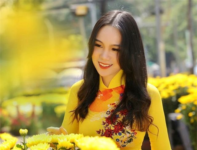 Điểm danh con gái sao Việt xinh đẹp như hoa hậu - 12