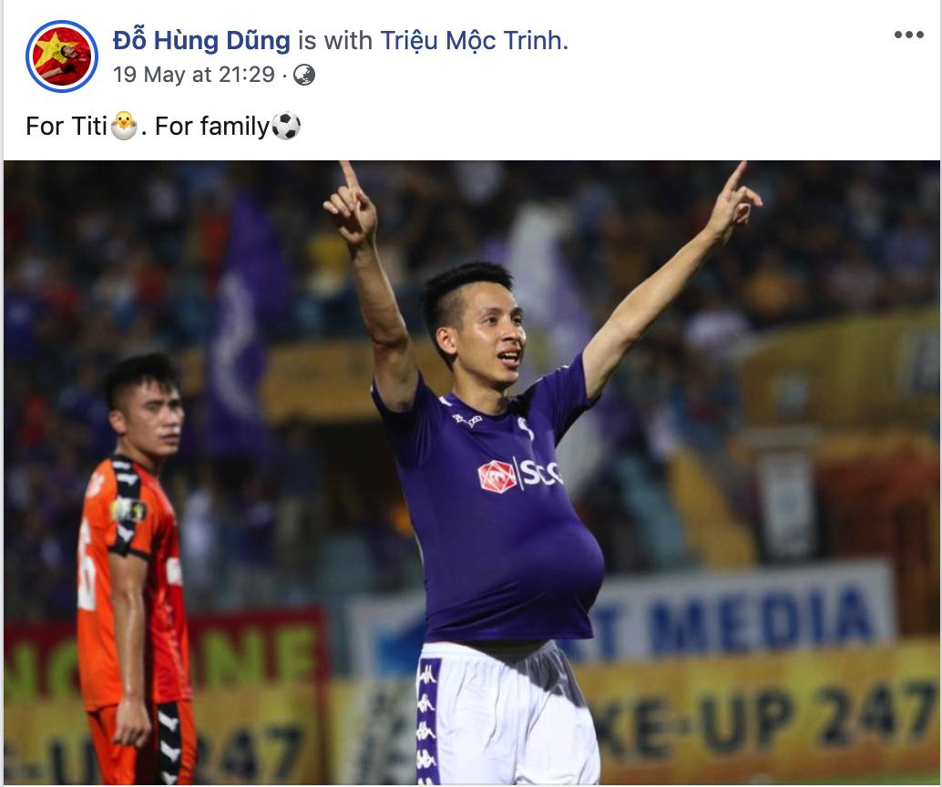 Hài hước: Tiền vệ tuyển Việt Nam bị trọng tài xin lại bụng bầu sau màn ăn mừng kinh điển - Ảnh 4.